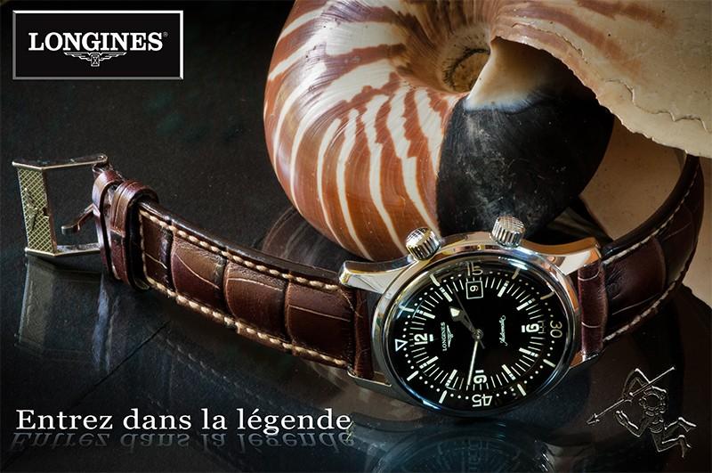 Longines - Longines Legend Diver Lld_pu10