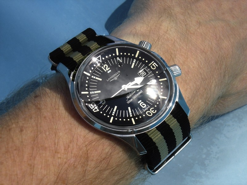 Longines - Longines Legend Diver Rtdsc016