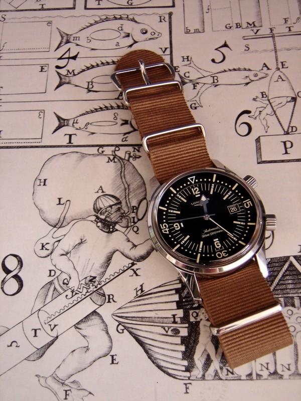 Longines - Longines Legend Diver Rtdsc017