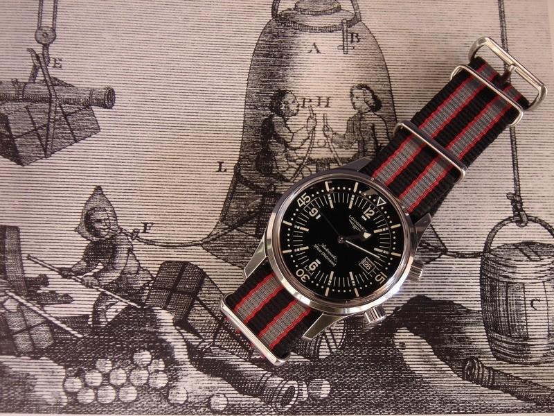 Longines - Longines Legend Diver Rtdsc018