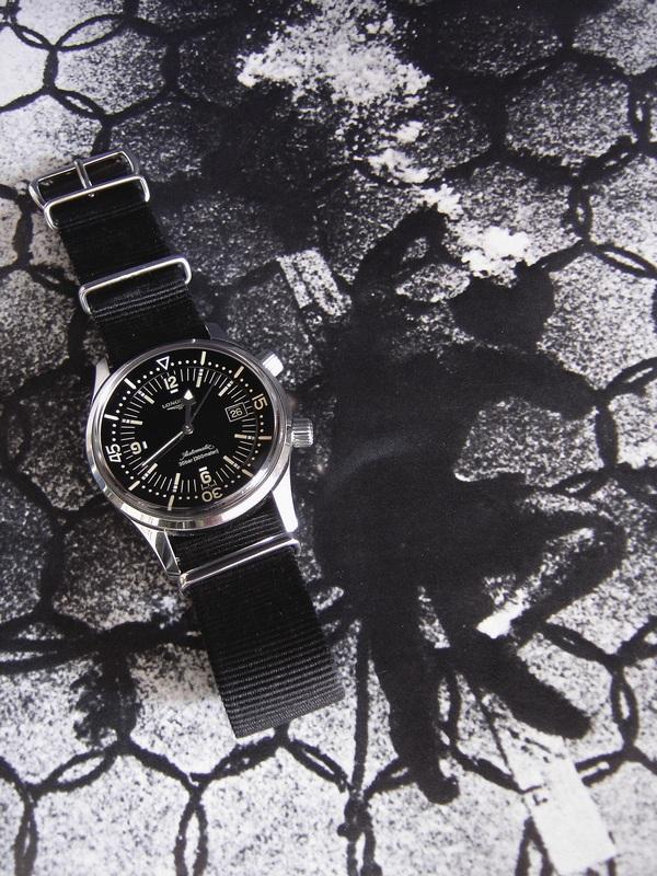 Longines - Longines Legend Diver Rtdsc022