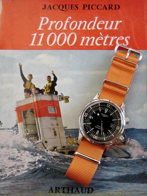 Longines - Longines Legend Diver Rtdsc024
