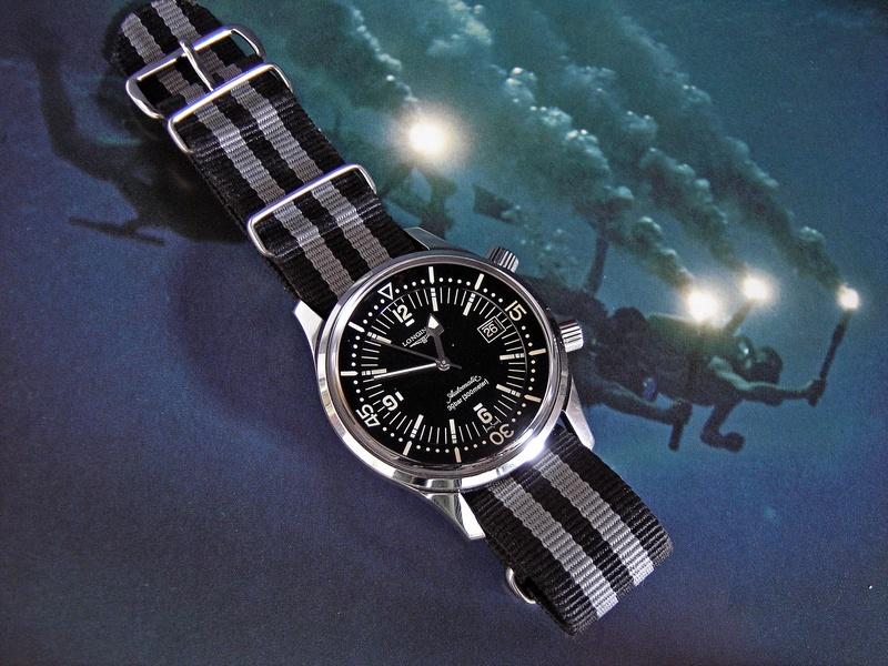 Longines - Longines Legend Diver Rtdsc025