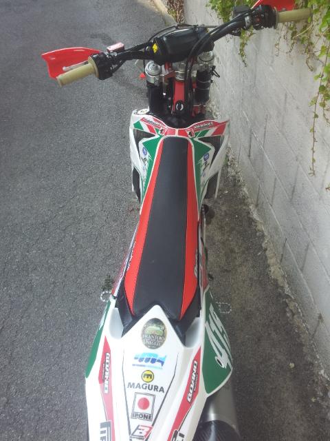 ma nouvelle moto 20130811