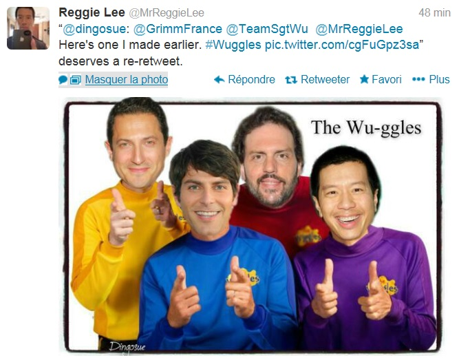 Reggie Lee on Twitter Reggie10