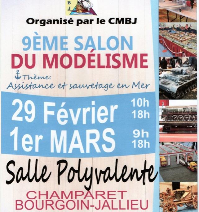 Expo à Bourgoin-Jallieu les 25 et 26 Janvier 2019 Captur10