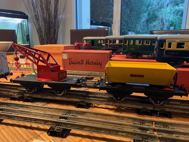 Hornby Meccano et transformateurs  Img_7113