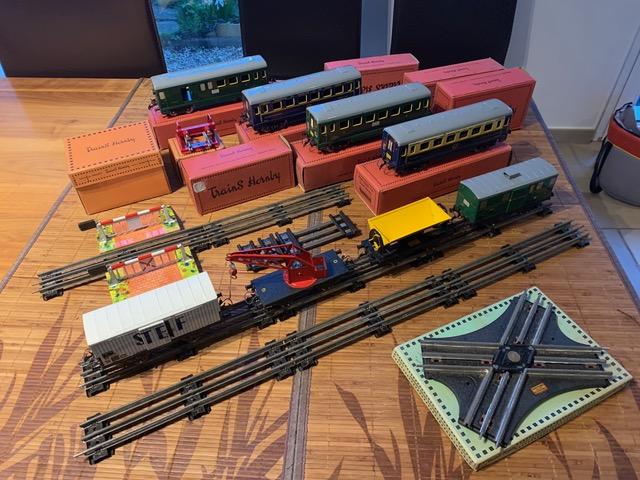 Hornby Meccano et transformateurs  Img_7115