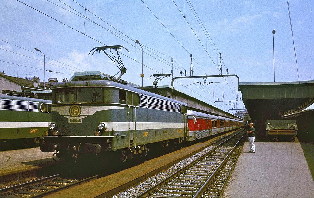 Collection de Benoit - SNCB - SNCF - RENFE - Page 2 Tee_ta10