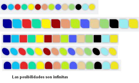 "Leyendas anunciadas automáticamente con símbolos (p.e. ""bolitas"") o imágenes  Simbol10"