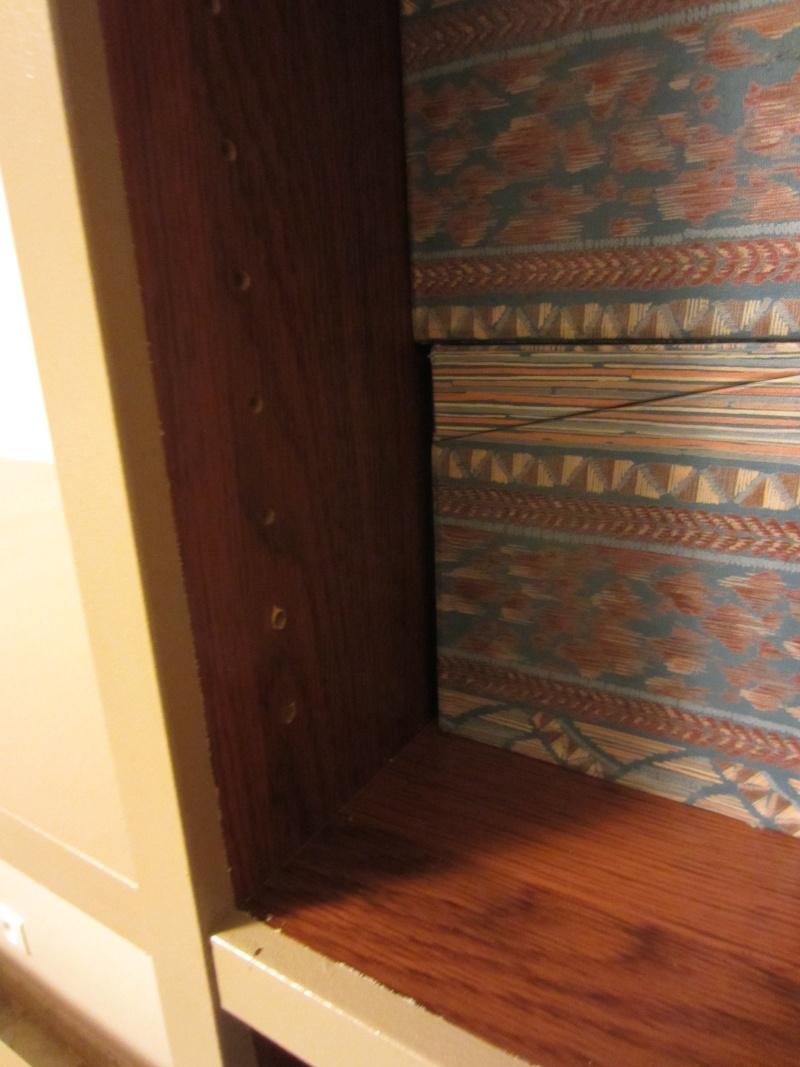 Vernis Ou Vitrificateur Sur Un Meuble Peint peinture sur meuble ikea, conseil de finition : vernis or
