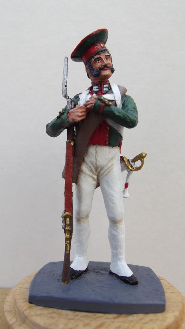 Russischer Leibgrenadier Regiment Pawlow 1812 - 1814 K800_d18