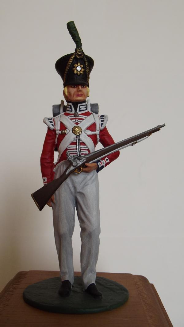 Soldat der englischen leichten Infanterie ca.1850 K800_d21