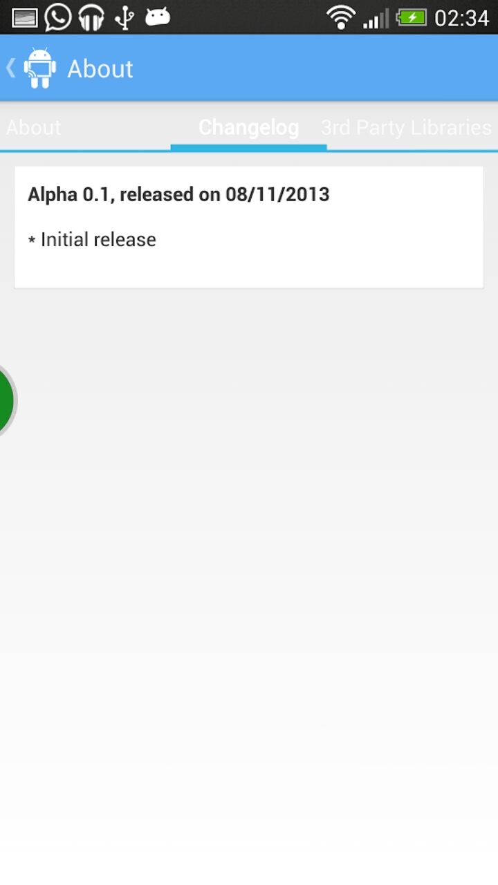 [SOFT] CHEAPCAST : Transformer son appareil Android en dongle ChromeCast [Gratuit][14.08.2013] 2013_015