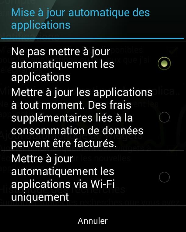 [GUIDE] 11 astuces pour réduire votre consommation de données mobiles [23.08.2013] 2013_022