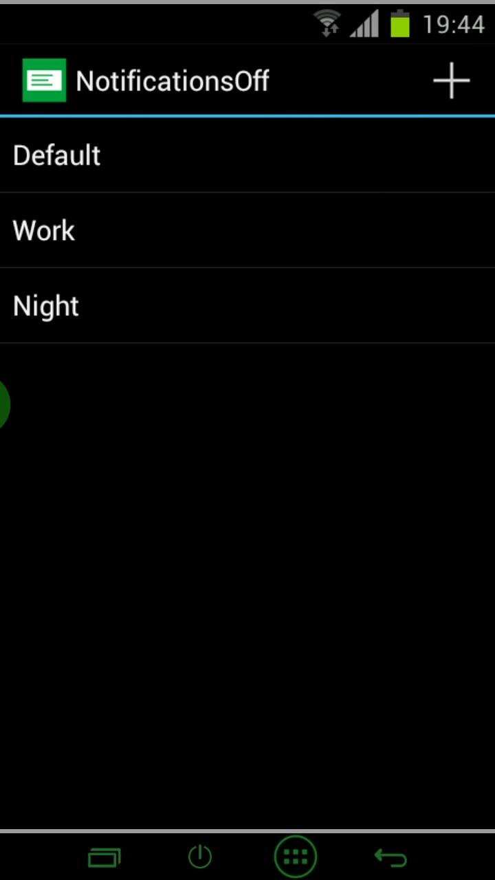 [SOFT][4.1+] NOTIFICATIONS OFF : Désactiver les icônes des applications présents dans la barre de notification [Gratuit][05.09.2013] 2013_032