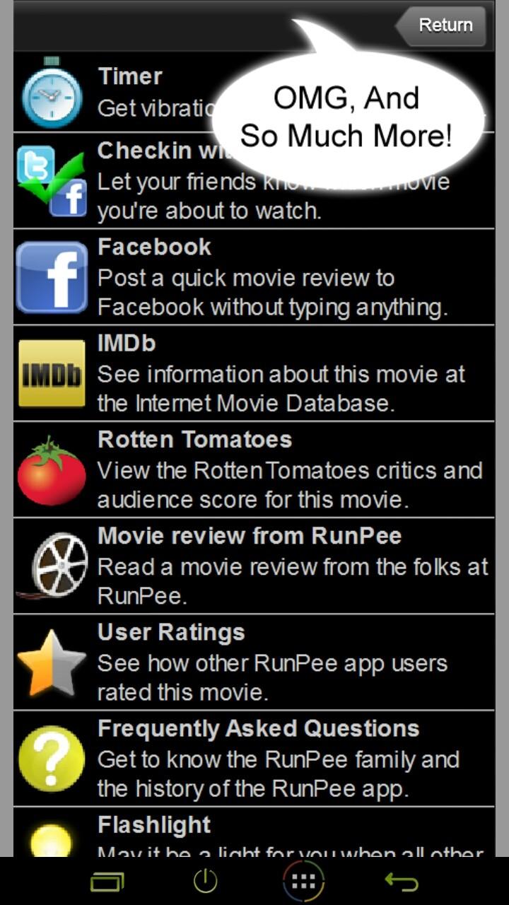 [SOFT] RUNPEE : Aller faire pipi au bon moment lors qu'on regarde un film [Payant][25.09.2013] 2013_063