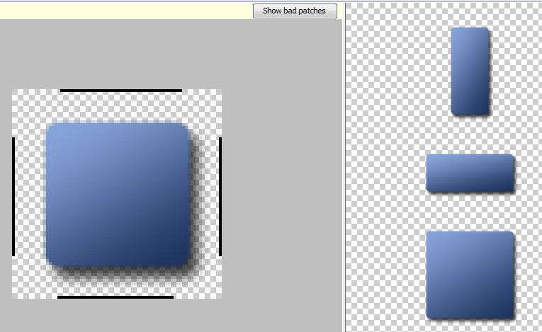 [TUTO] Comment modifier correctement les fichiers .9.png [24.09.2013] 410