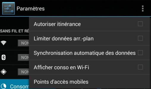 [GUIDE] 11 astuces pour réduire votre consommation de données mobiles [23.08.2013] Screen11