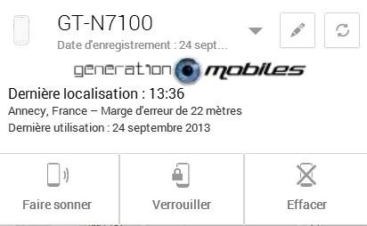 [TUTO] Comment utiliser Android Device Manager pour localiser, faire sonner, verrouiller et effacer votre téléphone à distance [24.09.2013] Screen17