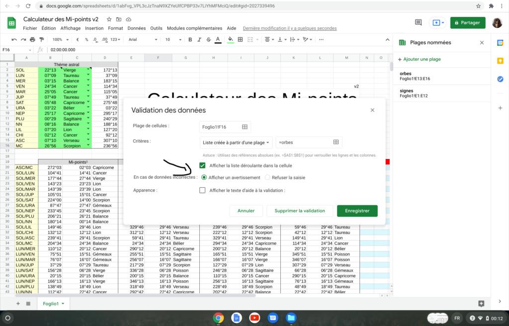 Calculateur des Mi-points Screen28