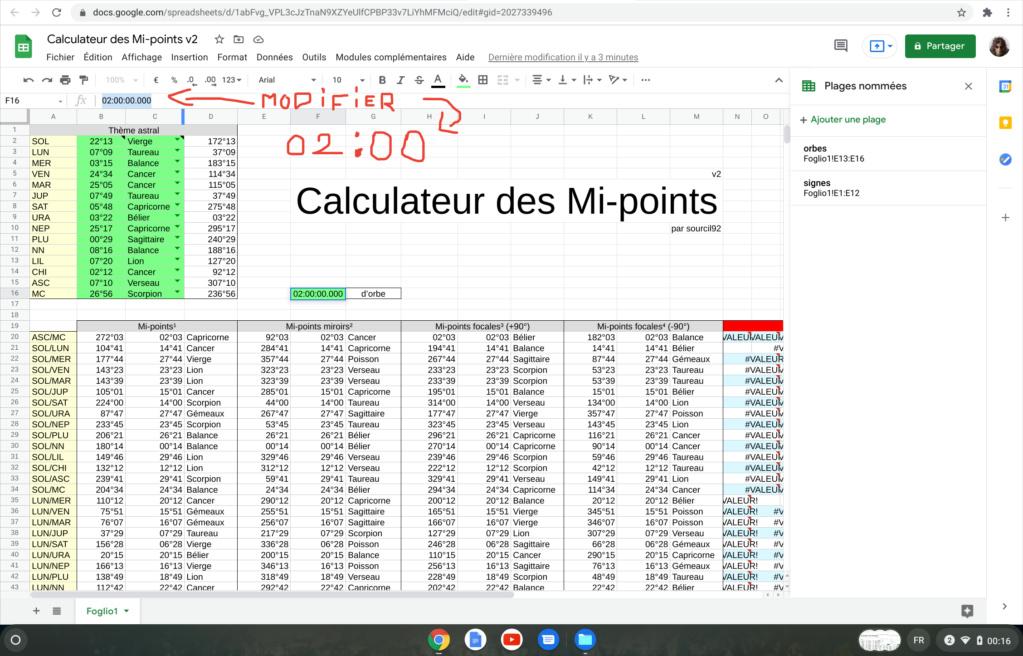 Calculateur des Mi-points Screen29