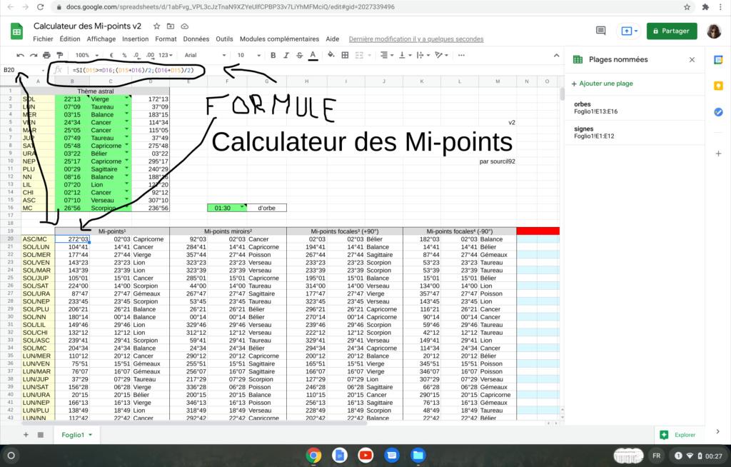 Calculateur des Mi-points Screen30