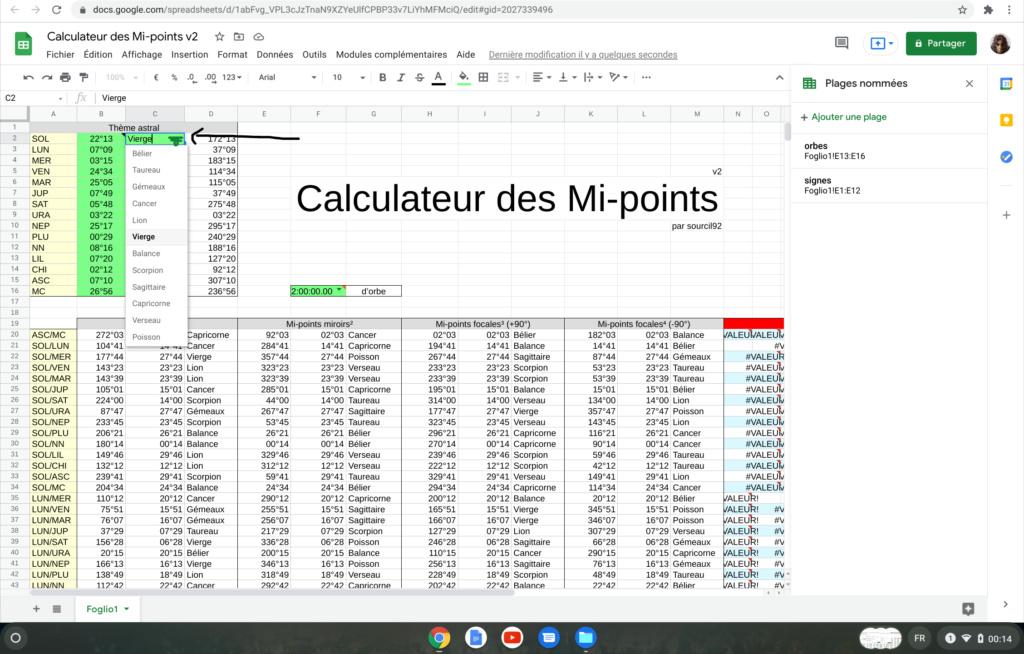 Calculateur des Mi-points Screen31
