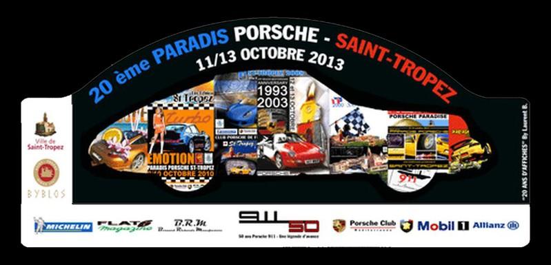 20 iem Paradis Porsche Saint Tropez - Page 2 Plaque10