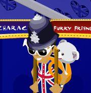 I heart Great Britain Bear PSI Bearps11