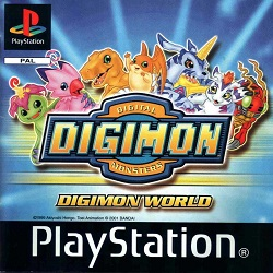 Digimon world 51984-10