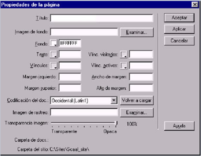 Capitulo 3 - Reglas, grilla, código html, imágen o color de fondo Sin_ta15