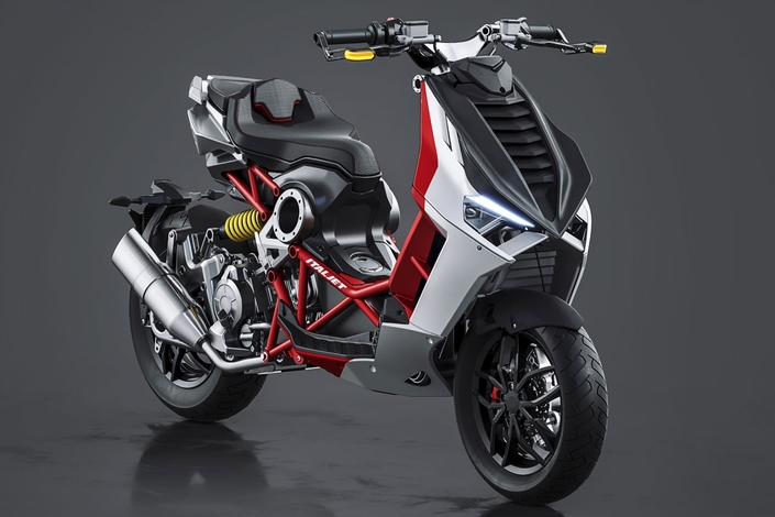 Nouveau sur le marché du scooter ... Surprenant !! S1-ita10