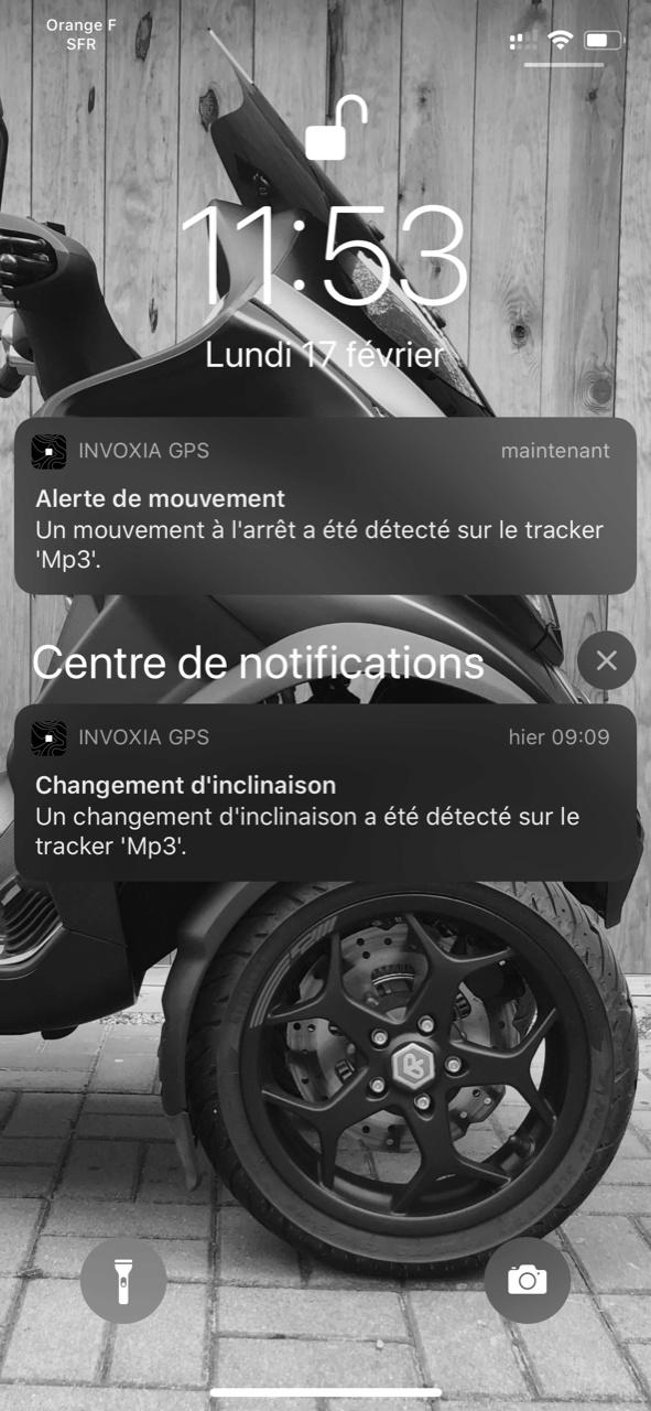 Un Tracker GPS sans abonnement! Tracke10