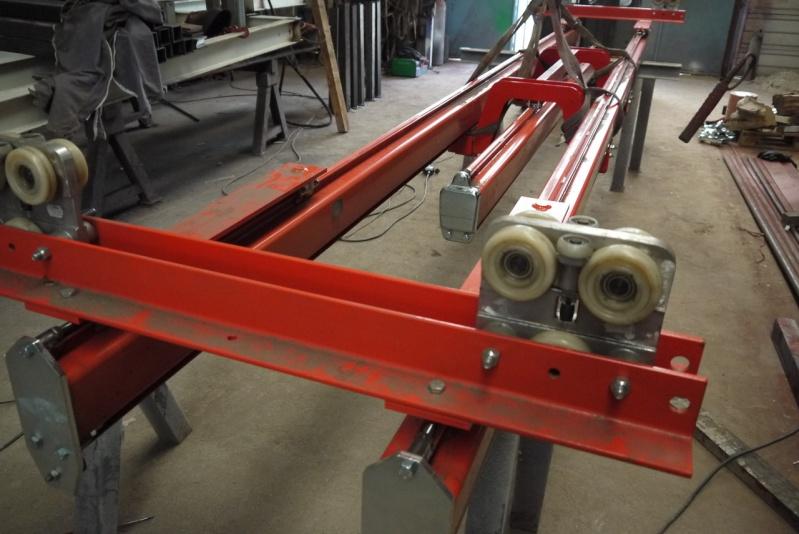 rènovation d'une partie de l'atelier avant l'arrivée d'une fraiseuse cnc P1010517