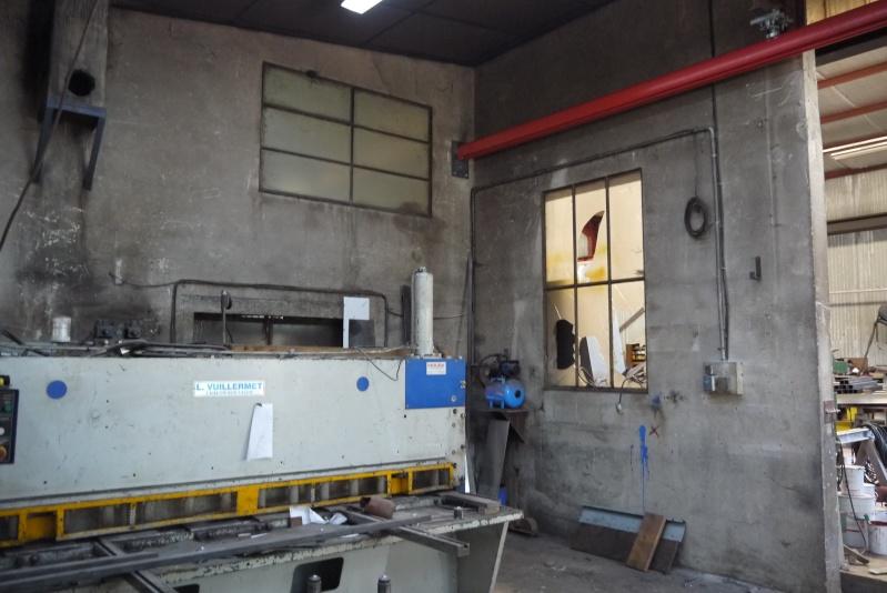rènovation d'une partie de l'atelier avant l'arrivée d'une fraiseuse cnc P1010544