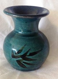 Clearly marked Vase Little12