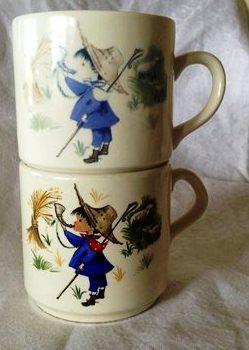 Nursery Rhymes Cups Nurscu10