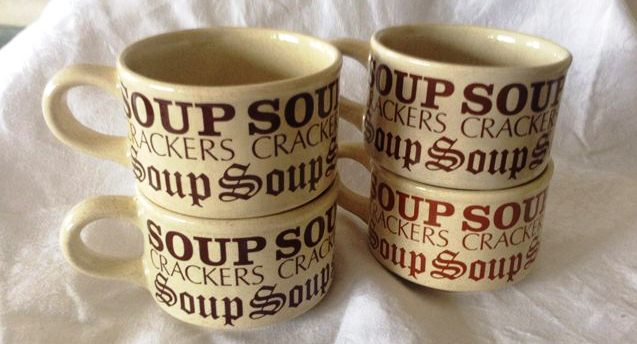 Soup and Crackers mug for gallery 1344 Soupcr10