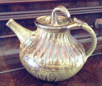 Teapots Unmarked Teapot11