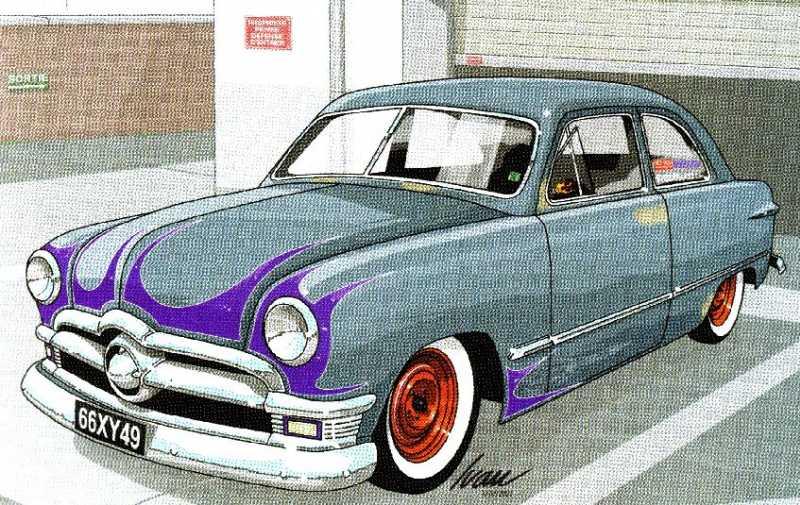 DESSINS Ford_510