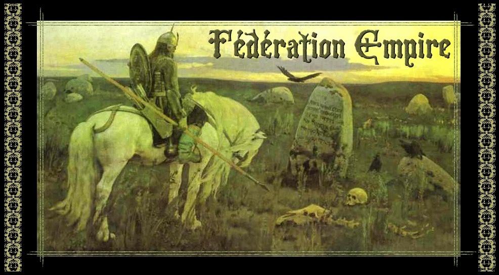 Fédération empire