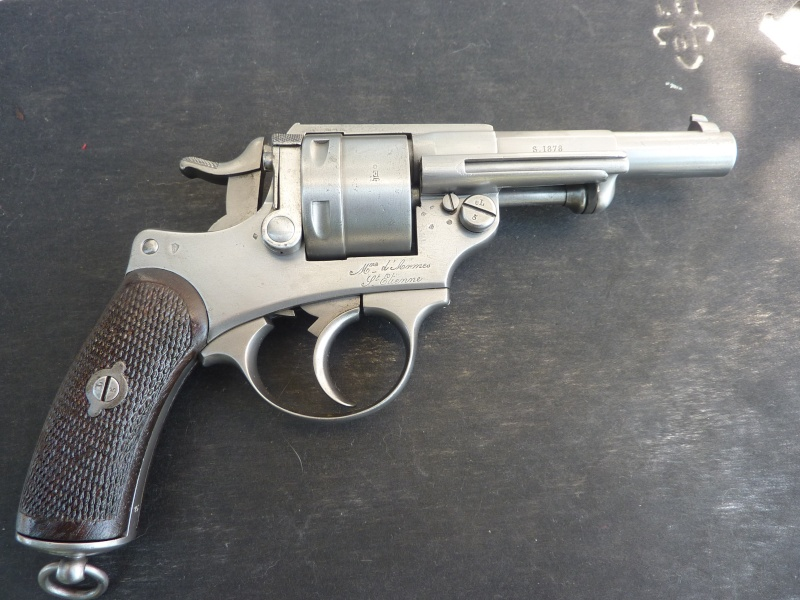 Poids du revolver 1873  P1000314