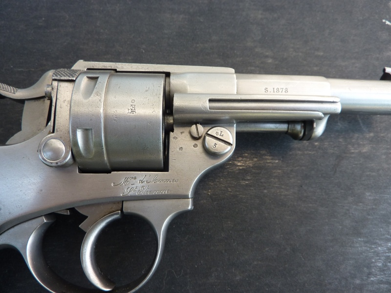 Poids du revolver 1873  P1000315