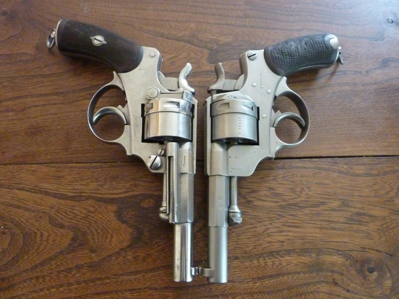 Revolver civil 1873.Barillet non cannele. P1000331
