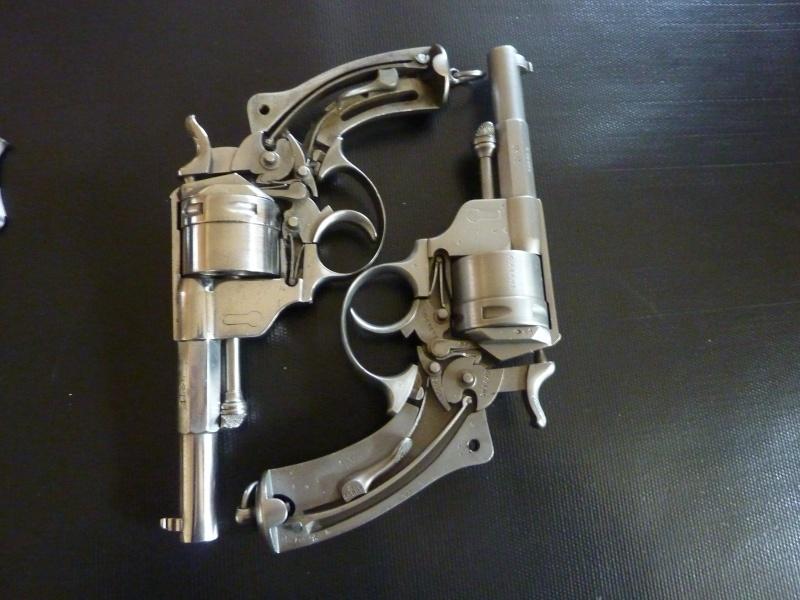 Revolver civil 1873.Barillet non cannele. P1000332