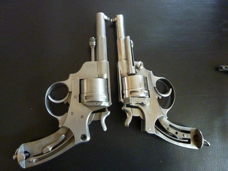 Revolver civil 1873.Barillet non cannele. P1000333