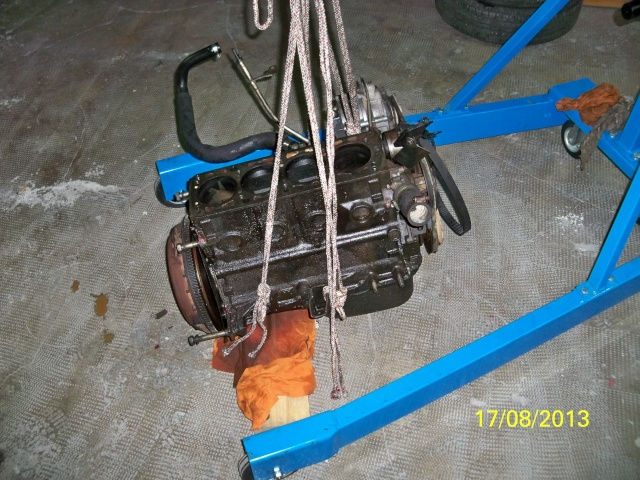 Revisione motore 100_0810