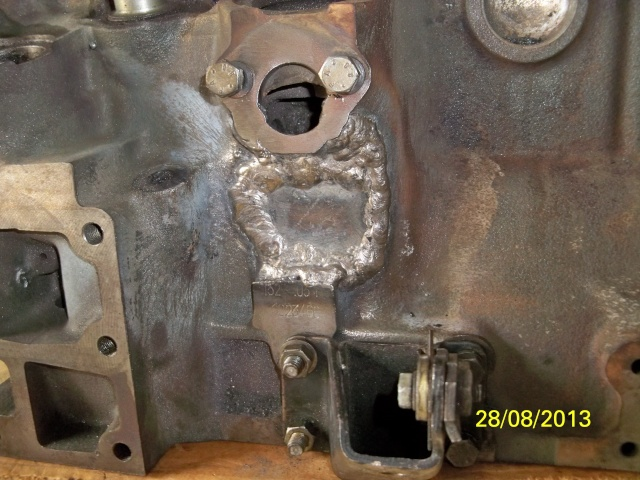 Revisione motore 100_0913