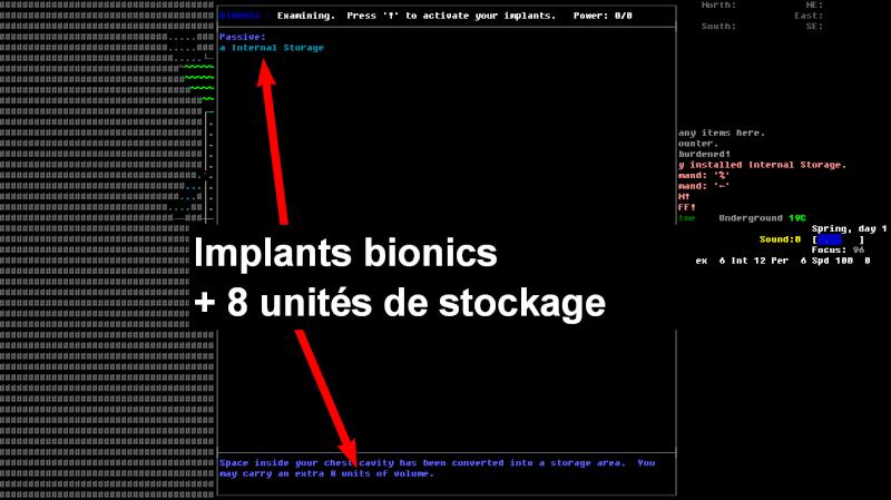 Challenge Francophone de Roguelike sur Cataclysm DDA - Septembre 2013 - CFRL1309CDDA071-KEVIN Jour_112